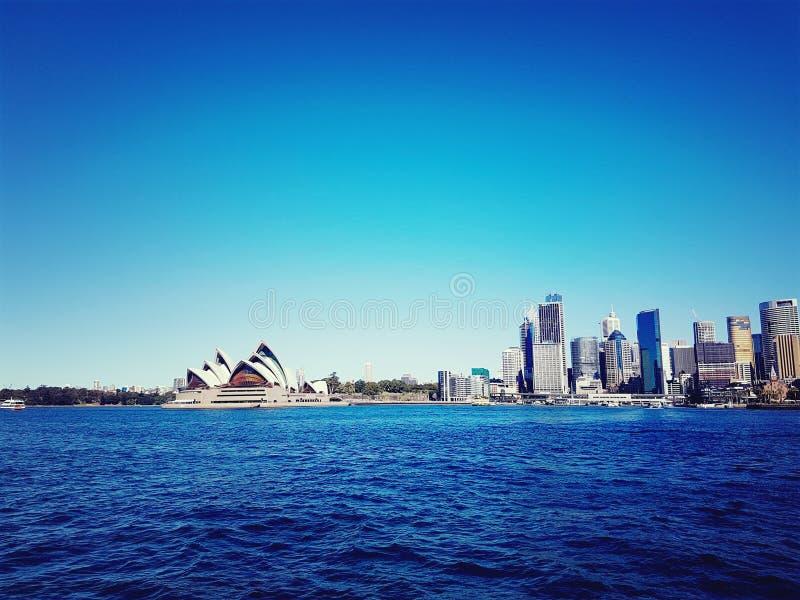 Австралия Сидней стоковое изображение rf