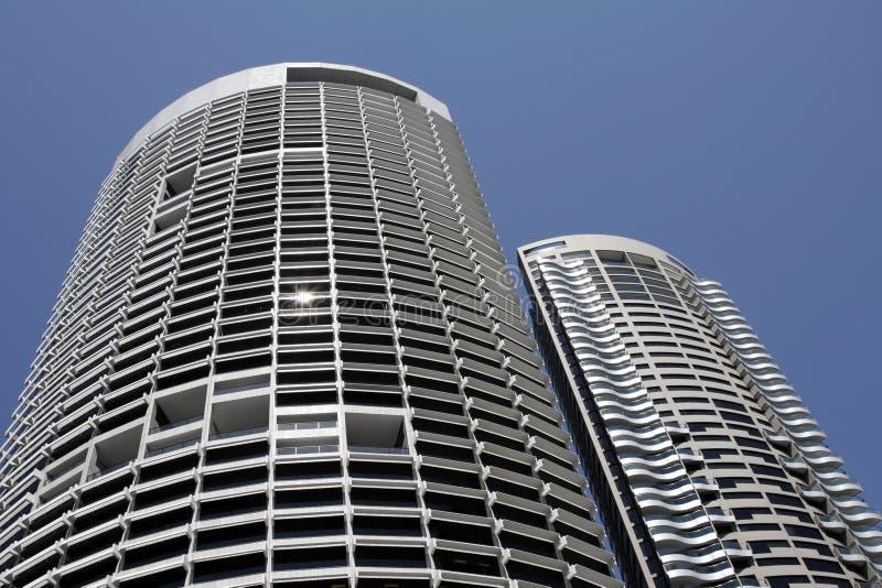 Австралия строя самомоднейший офис Сидней стоковые фотографии rf