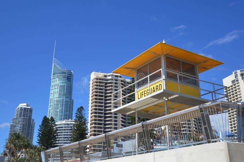 Австралийская башня личных охран стоковые изображения rf