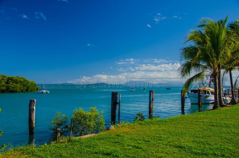 Австралия douglas гаван Квинсленд стоковое фото