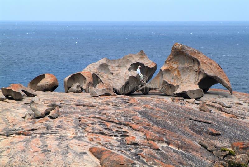 Австралия, SA, Remarkables, стоковые изображения