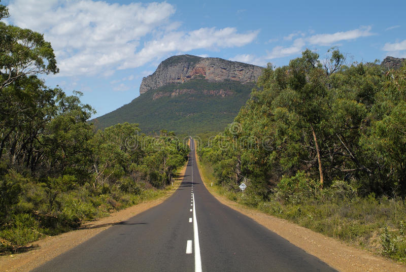 Австралия, VIC, Grampians, стоковые изображения