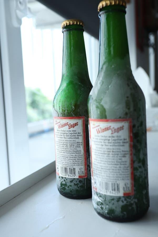 Австрийское пиво стоковое фото