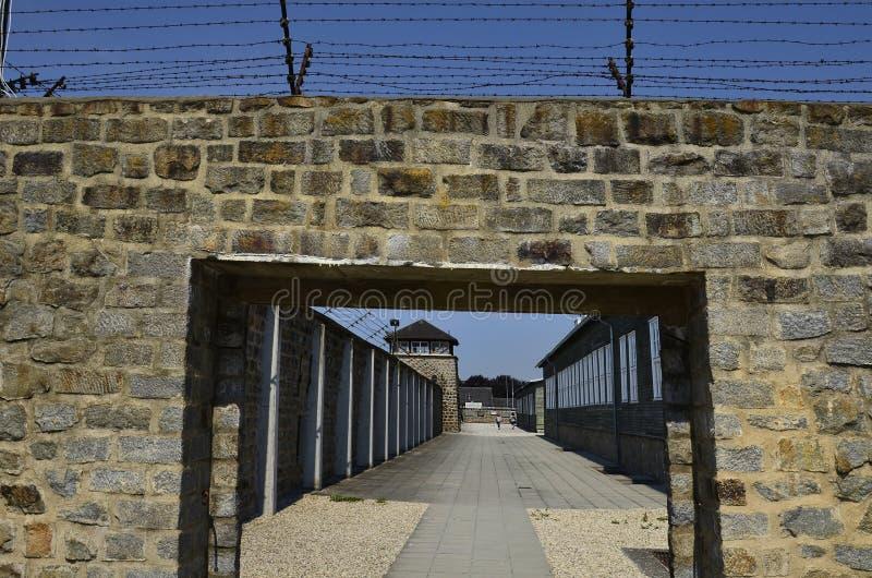 Австрия, KZ Mauthausen стоковое изображение