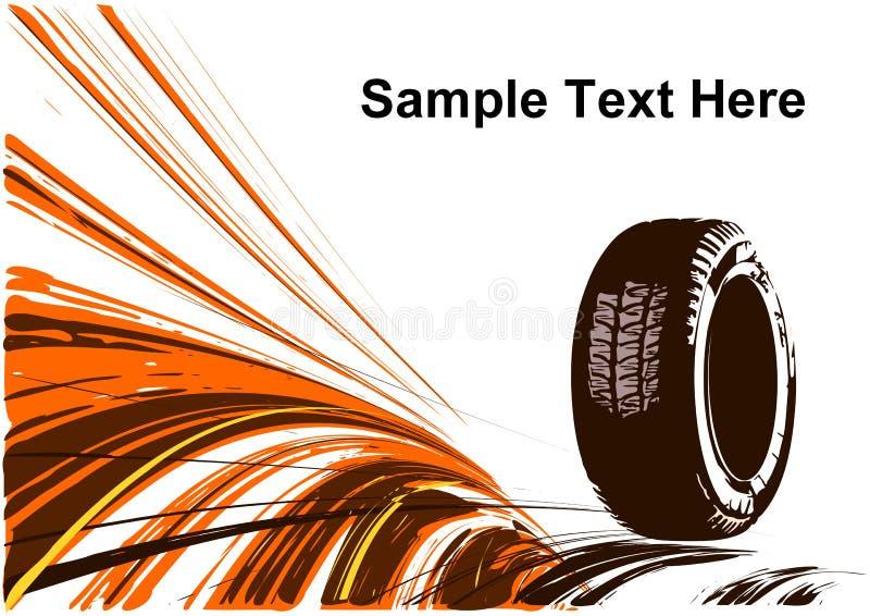 Download автоматическая конструкция предпосылки Иллюстрация вектора - иллюстрации насчитывающей поверхность, неиспользованно: 6851463