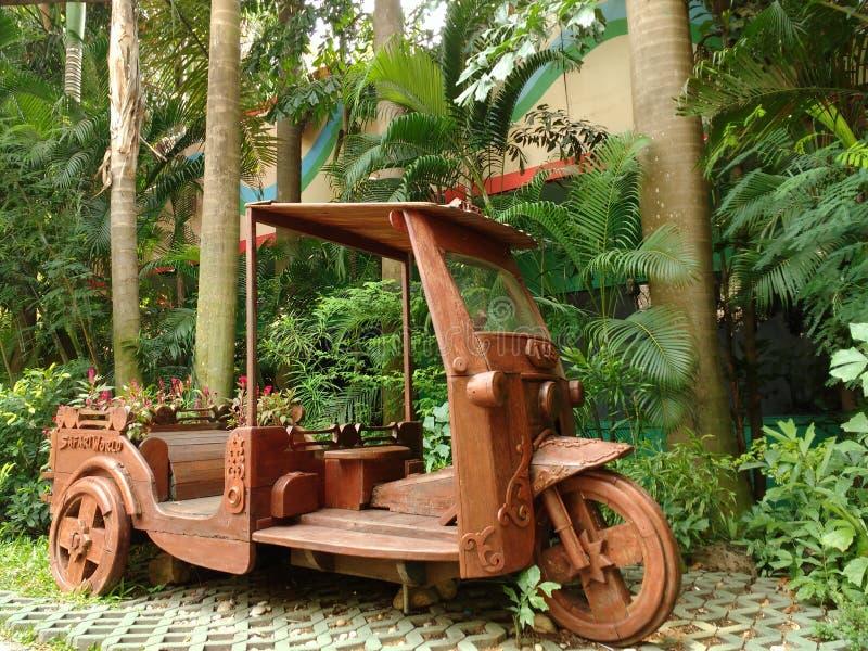 Автоматическая рикша стоковые изображения rf