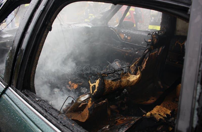 автоматический пожар Стоковое фото RF
