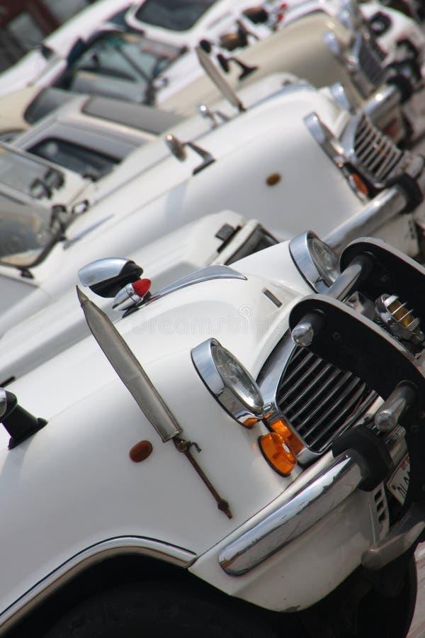 автомобили индийские стоковая фотография
