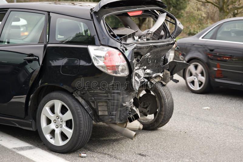 автомобиль аварии