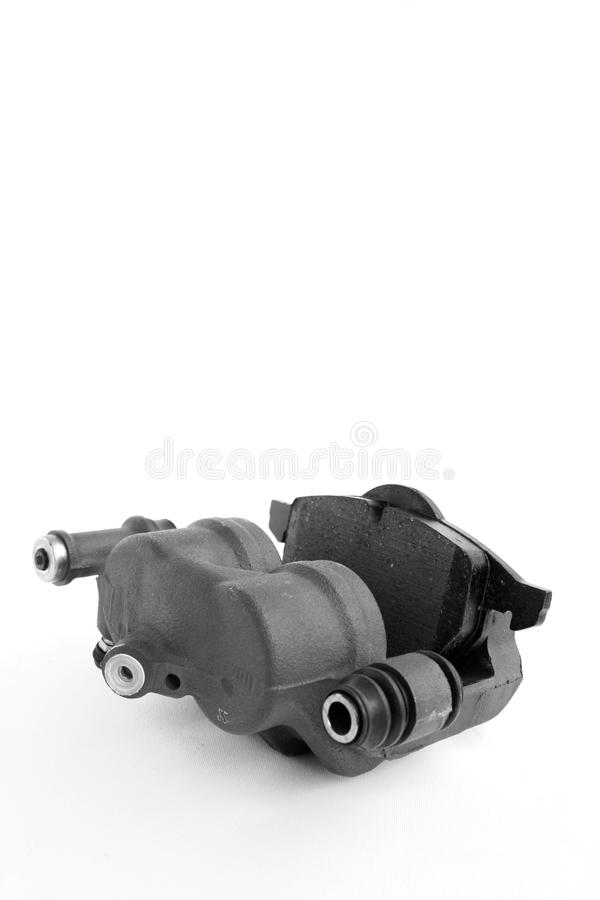 автомобиль крумциркуля тормоза стоковая фотография rf