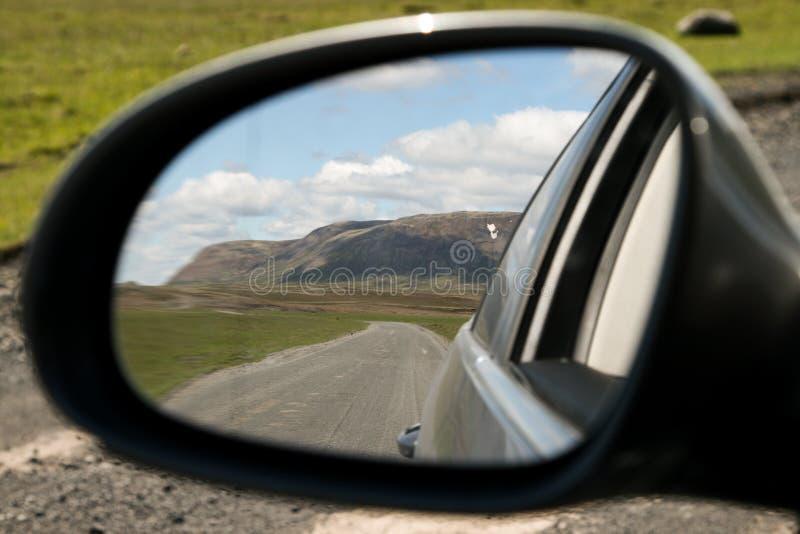 Автомобиль обзора стоковое изображение rf