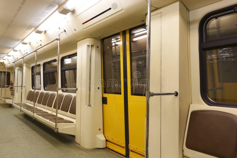 автомобиль подземный стоковая фотография rf
