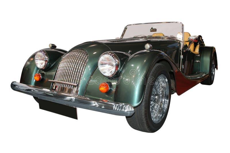 автомобиль ретро стоковое изображение rf