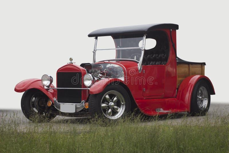Автомобиль сбора винограда стоковые изображения rf