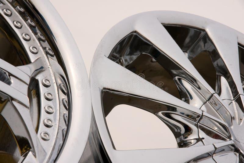 автомобиль сплава стоковое изображение