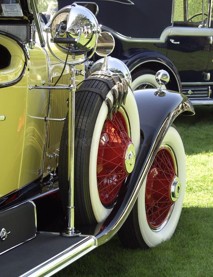 автомобиль 1931 cadillac стоковые фотографии rf