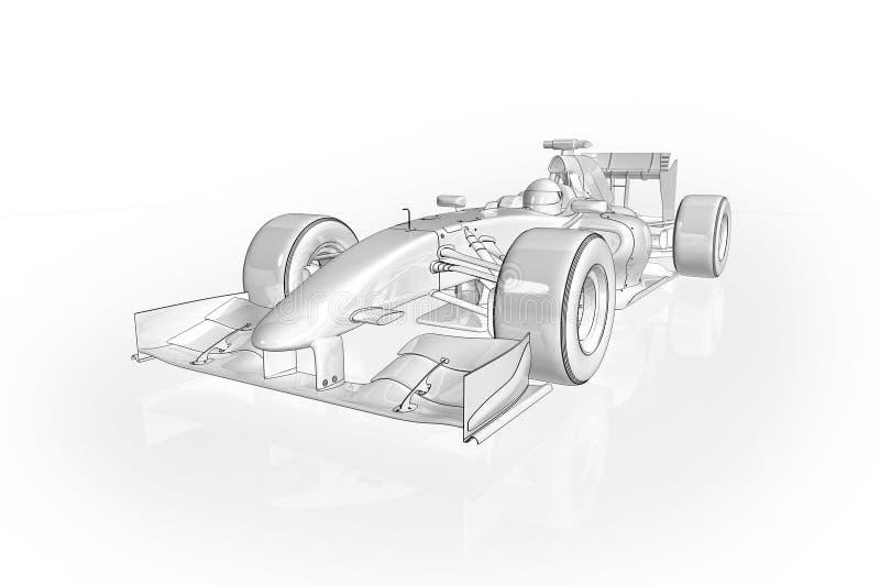автомобиль f1 бесплатная иллюстрация