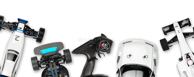 Автомобили RC стоковые фотографии rf