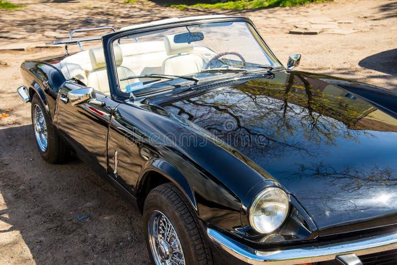 автомобиль старый стоковое изображение