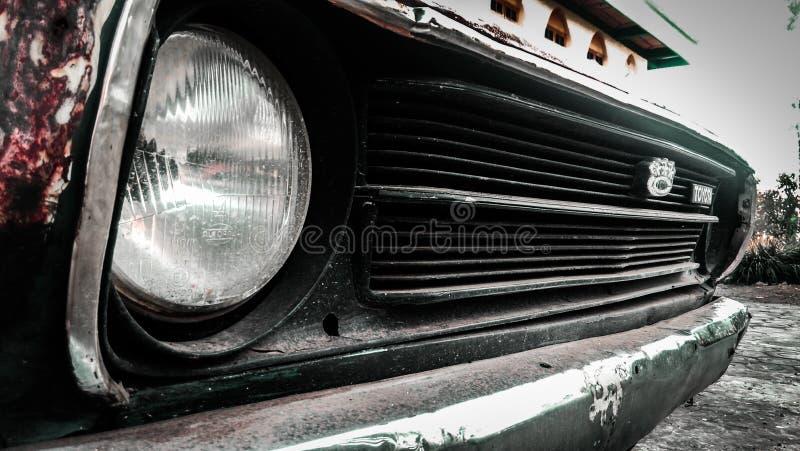 автомобиль старый стоковая фотография rf