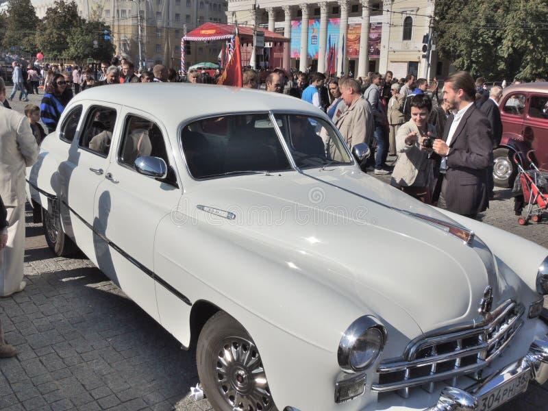 Автомобиль ZIM стоковая фотография