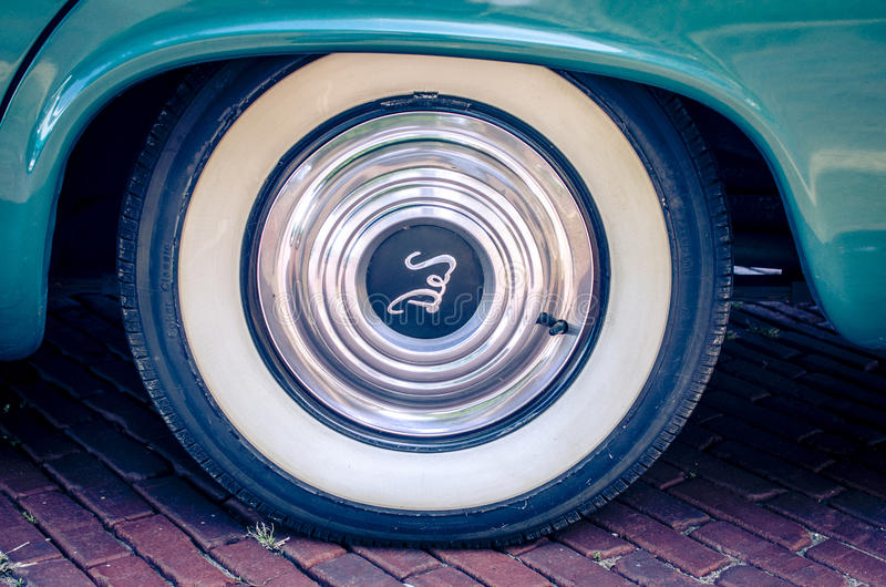 Автошина DeSoto стоковые фото