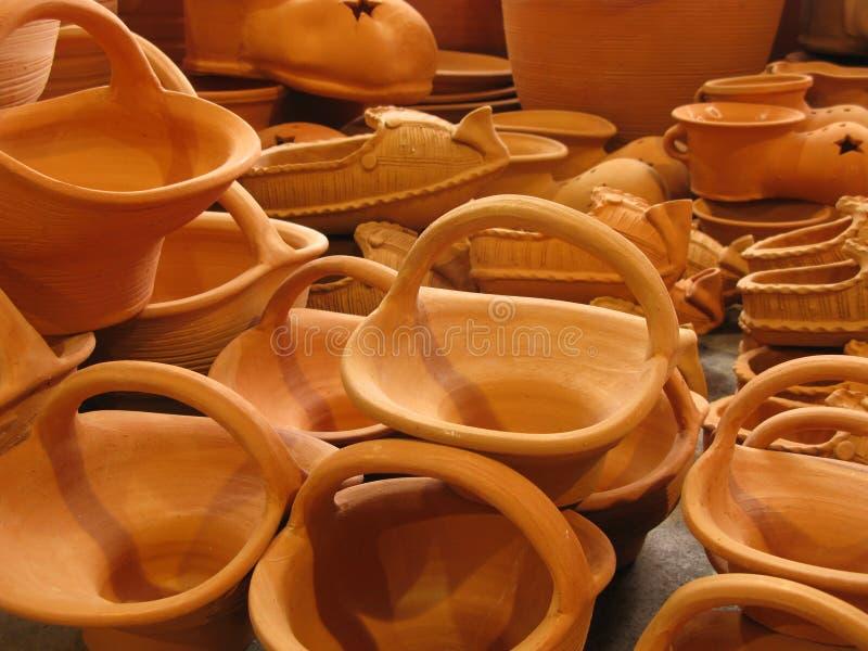 Агашко гончарни стоковое фото