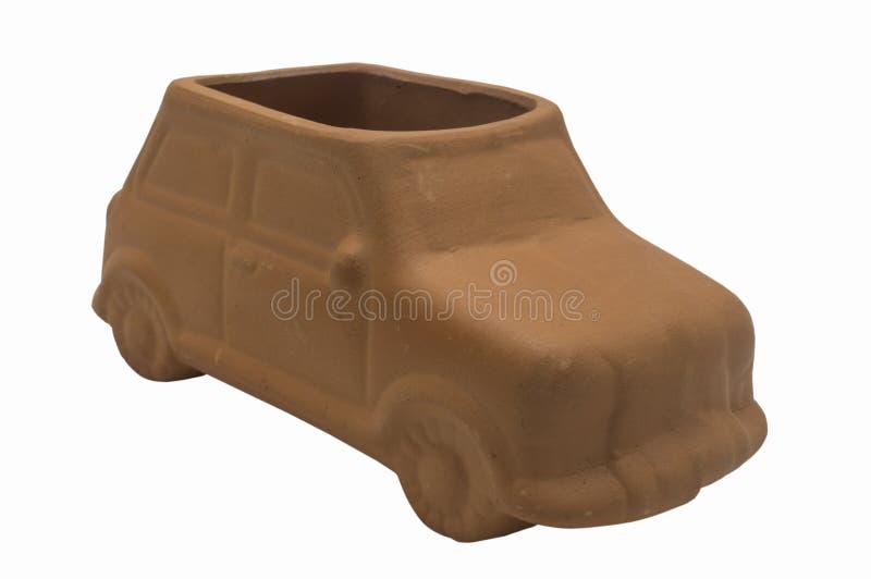 Агашко: Шар глины сделанный в автомобиле fo формы стоковое изображение rf