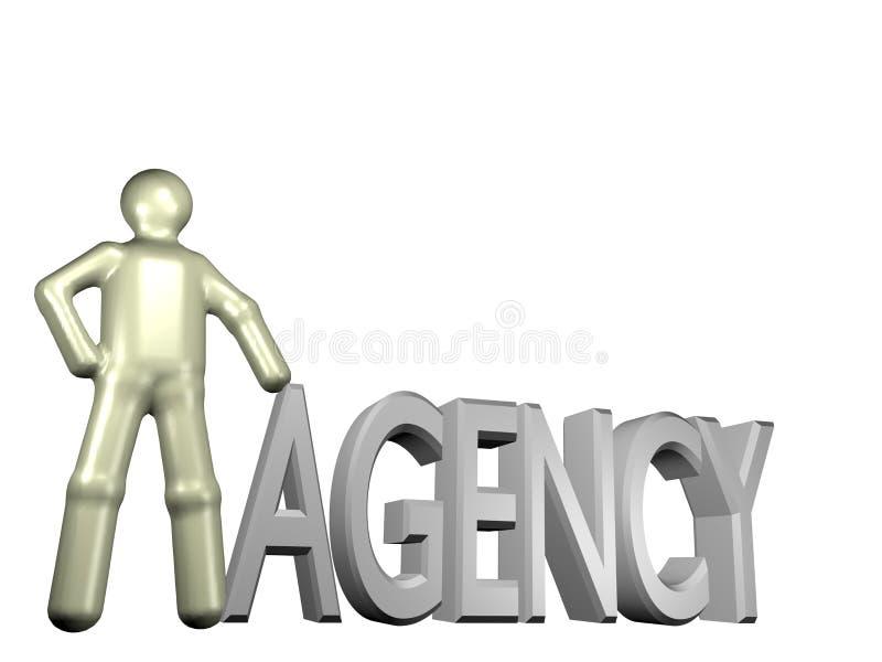 Download агенство 3d иллюстрация штока. иллюстрации насчитывающей символическо - 1197919