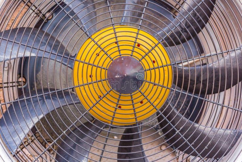 Аграрный вентилятор машины стоковые изображения rf