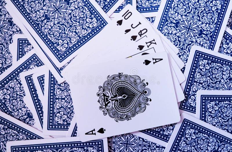Азартные игры стоковая фотография