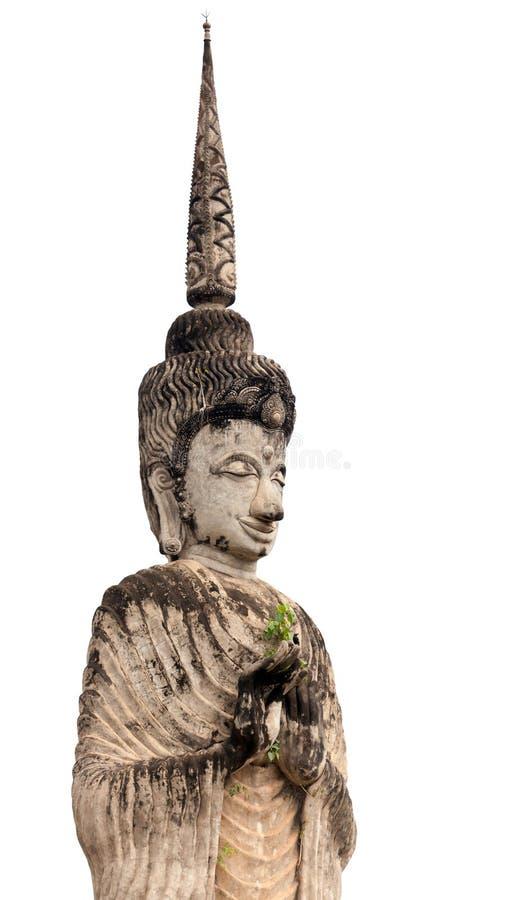 азиатская вероисповедная статуя стоковые изображения