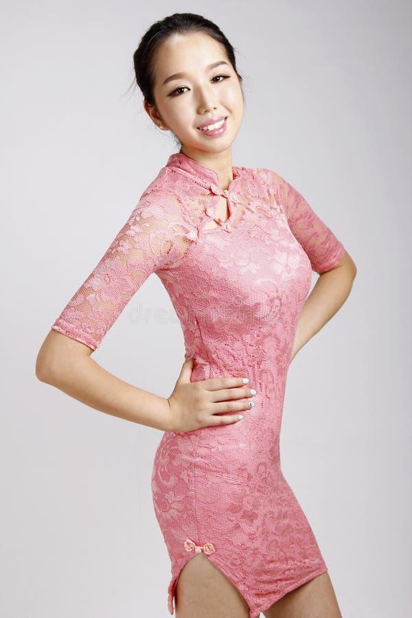 азиатская девушка стоковое фото rf