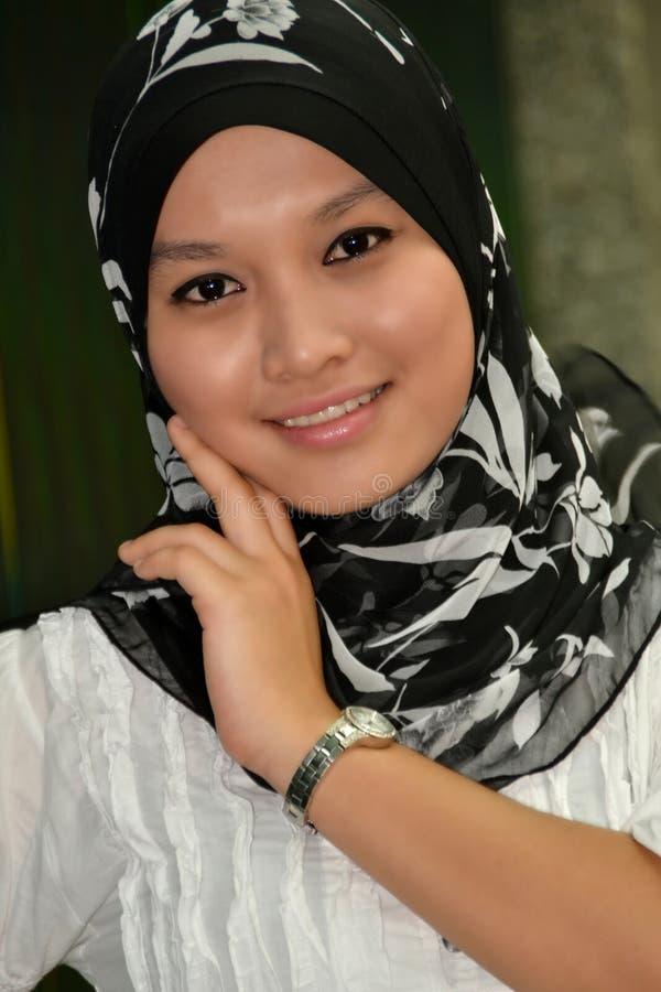 азиатская женщина стоковые фотографии rf