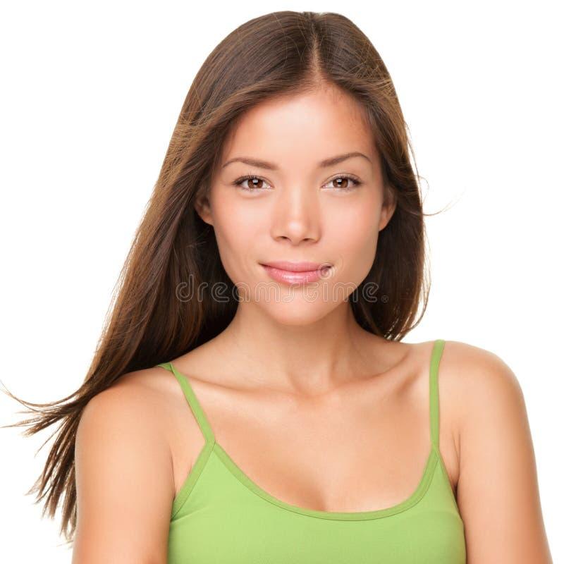 Азиатская женщина стоковое фото rf