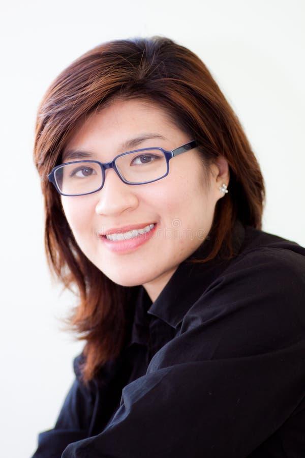 азиатская красивейшая женщина стоковое изображение