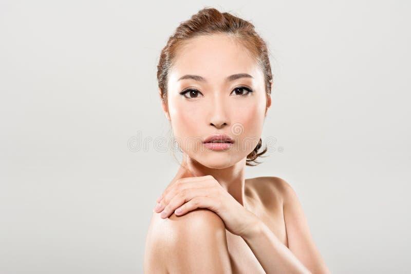 Азиатская красота стоковые изображения