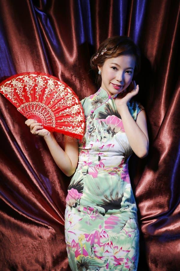 Азиатская красота 1 стоковые фотографии rf