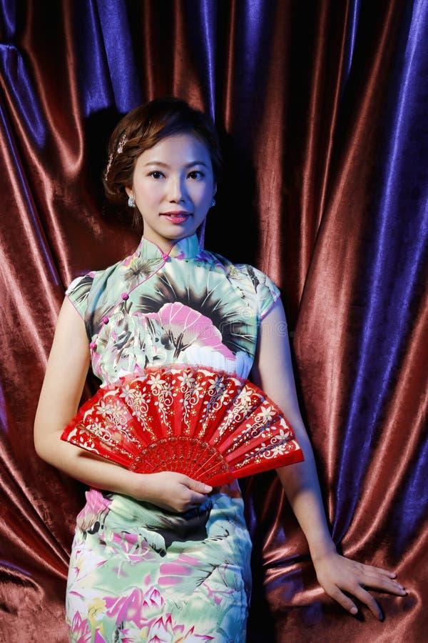азиатская красотка стоковое фото rf