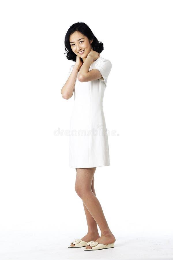 азиатская повелительница стоковое фото