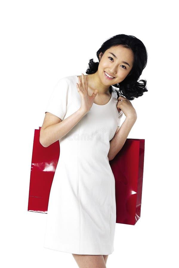 азиатская повелительница стоковые фото