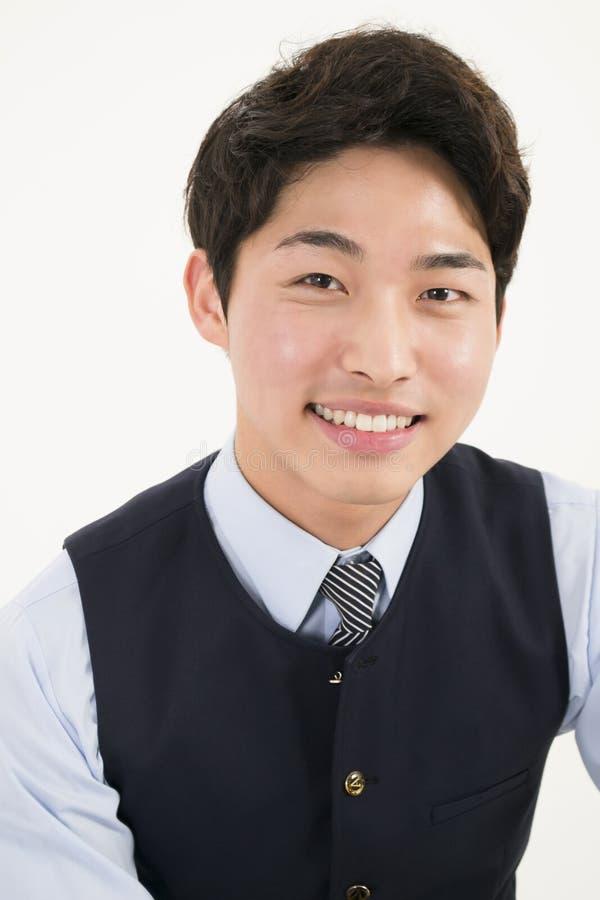 Download азиатский бизнесмен стоковое изображение. изображение насчитывающей хорошо - 40591651