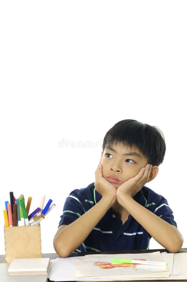 азиатский мальчик стоковые фото