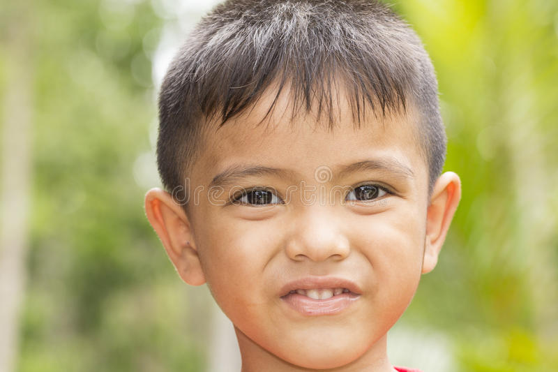 азиатский мальчик немногая стоковые изображения rf