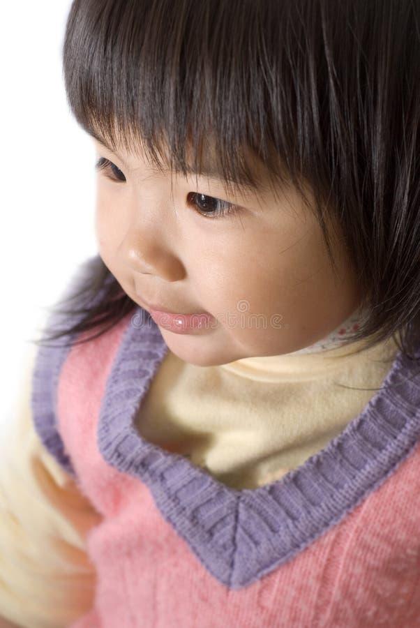азиатский младенец стоковые изображения