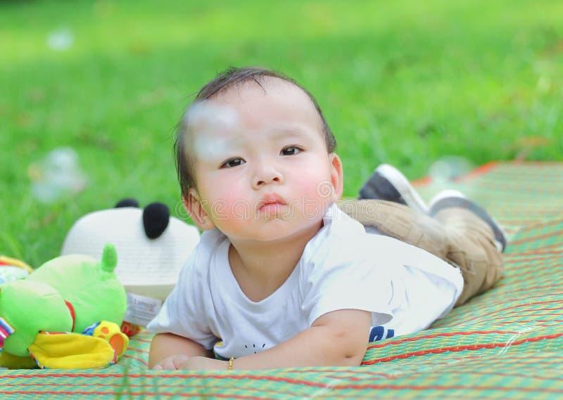 азиатский младенец стоковые изображения rf