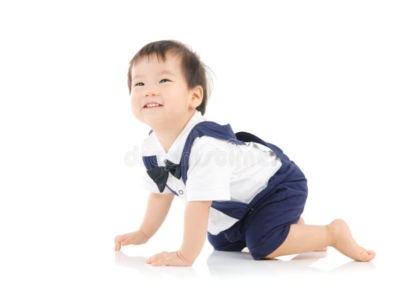 азиатский младенец стоковое изображение