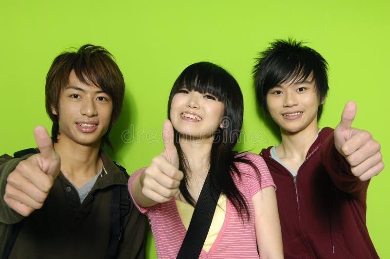 азиатский подросток стоковые изображения