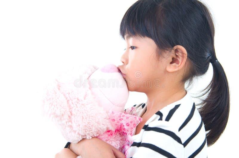 Азиатский ребенок стоковое фото