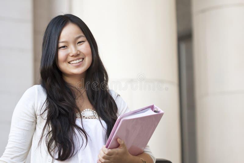 азиатский студент